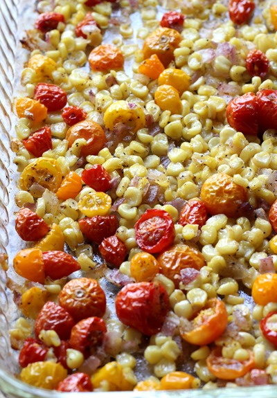 Roasted Corn & Tomato Summer Salad (37)
