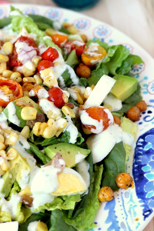 Roasted Corn & Tomato Summer Salad (73)