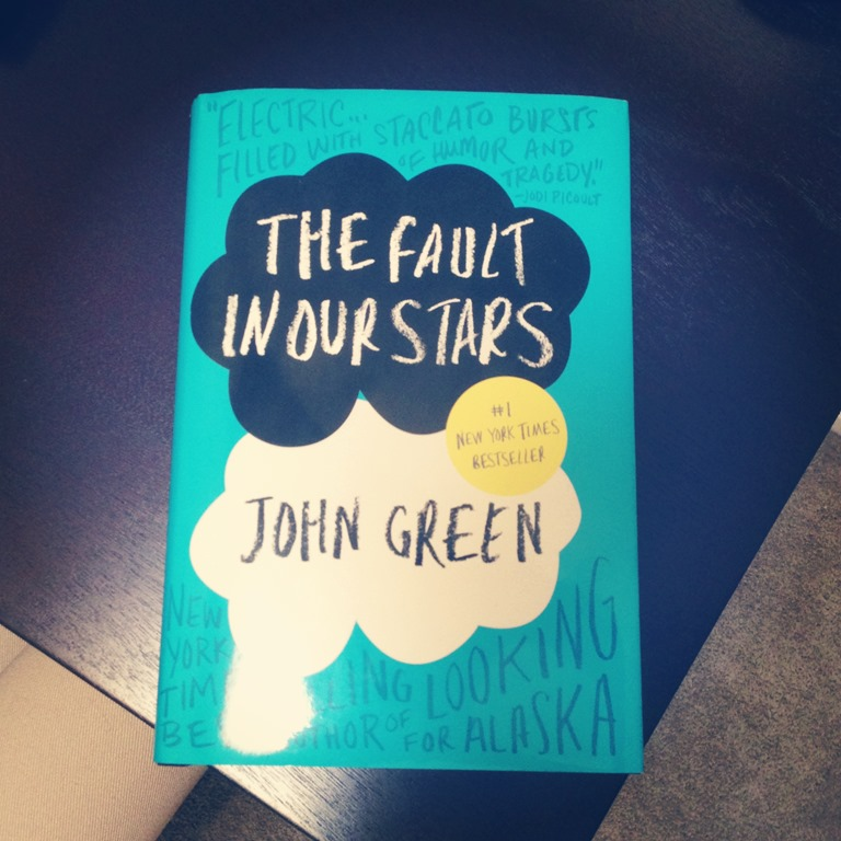 the fault in our stars by john green book review making thyme