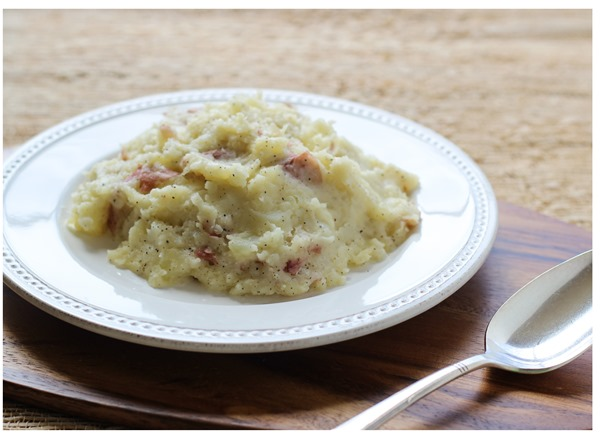 Quick n' Healthy Creamy Mashed Potatoes 4