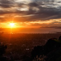 Hiking Panoramic Hill in Berkeley + Lunch at Nature's Express