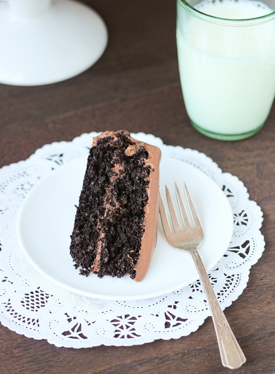 the most decadent chocolate cake you will ever have
