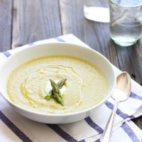 Chilled Asparagus Soup
