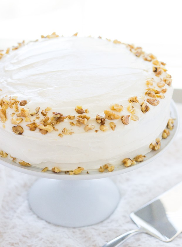 Yogurt Frosting For Carrot Cake