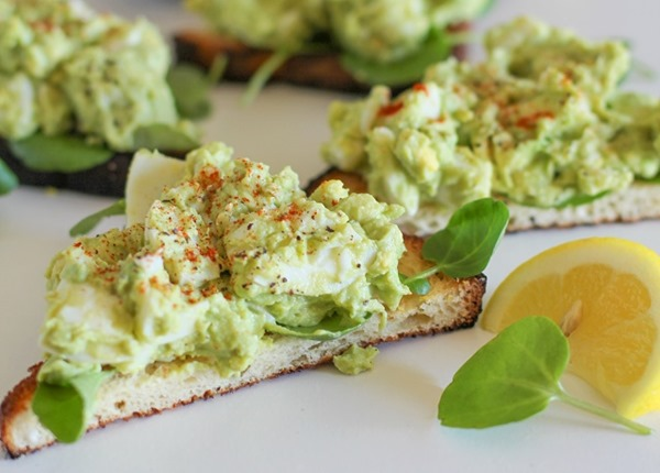 Avocado Egg Salad from The Roasted Root