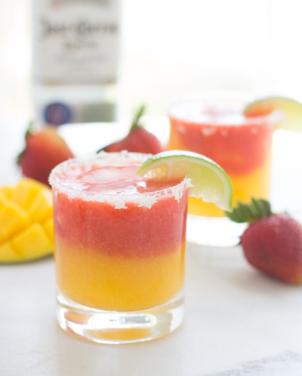 Fresh Margaritas Recipe — Dishmaps