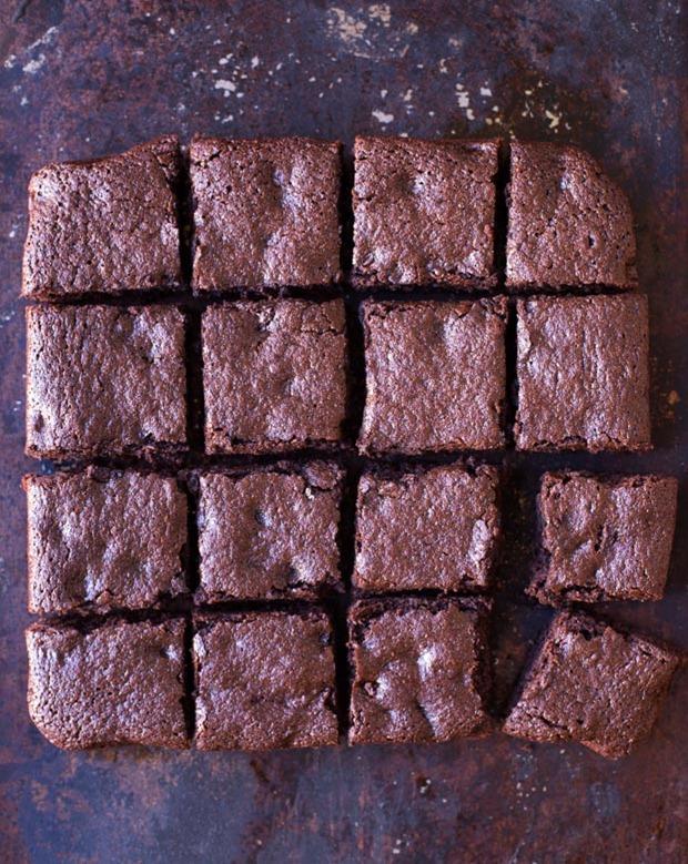 Fudgy Quinoa Brownies Recipes — Dishmaps