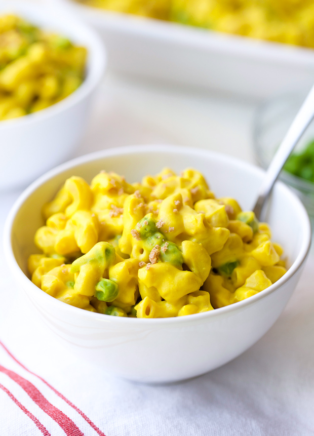 "Cauliflower Macaroni and ""Cheese""- a healthy vegan take on the clas..."