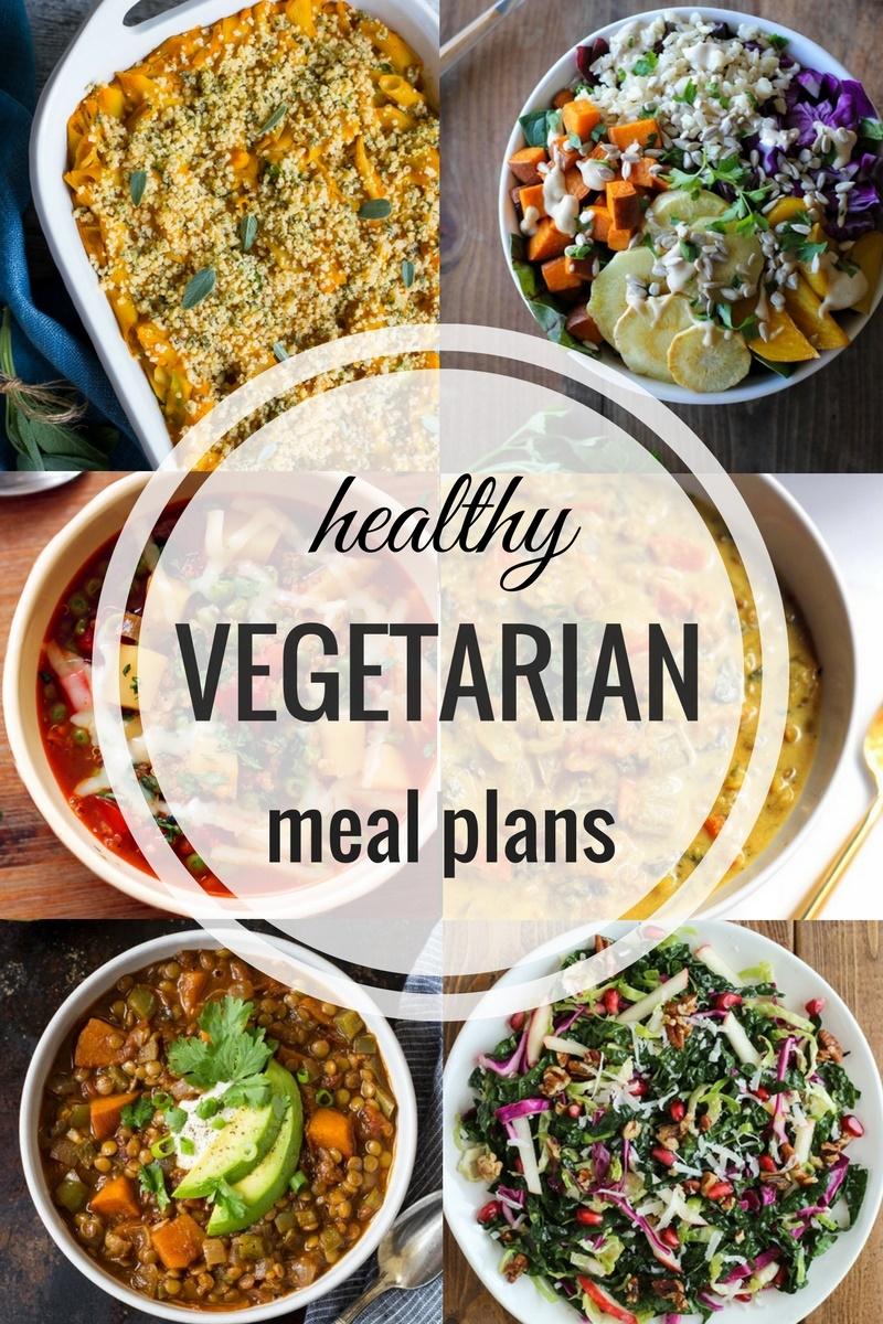 Healthy Vegetarian Meal Plan: Week of 11-19-2016 - Hummusapien