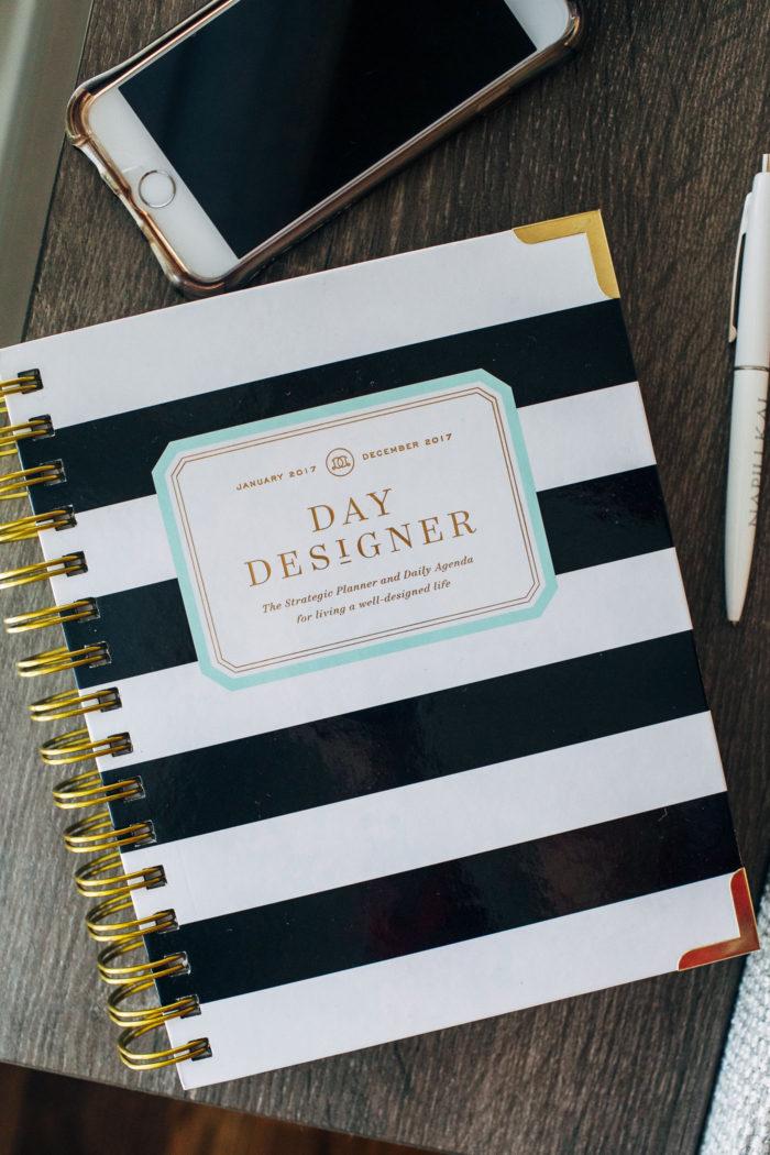 Day Designer Planner | December Favorites