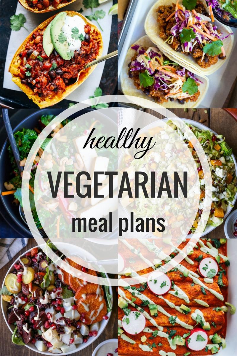 Healthy Vegetarian Meal Plan Week Of 12 31 16 Hummusapien
