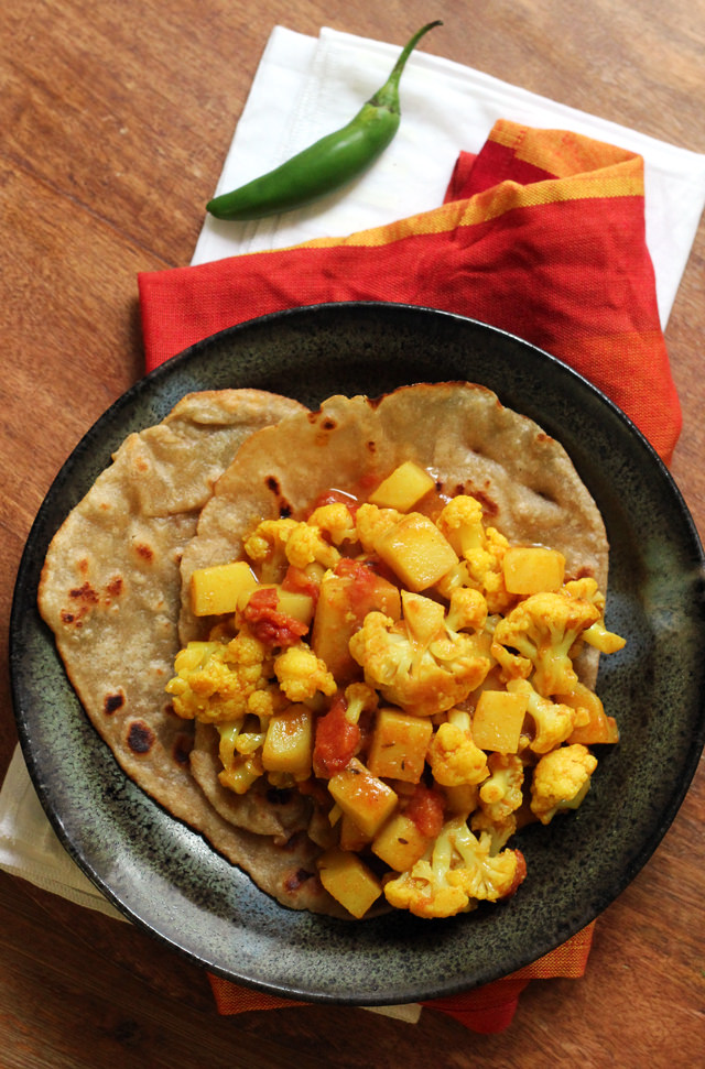 Aloo Gobi from Eats Well With Others