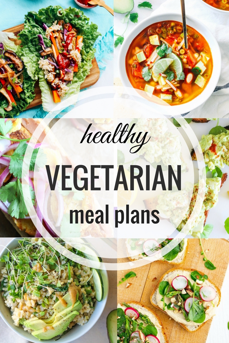 how to meal plan for a week australia