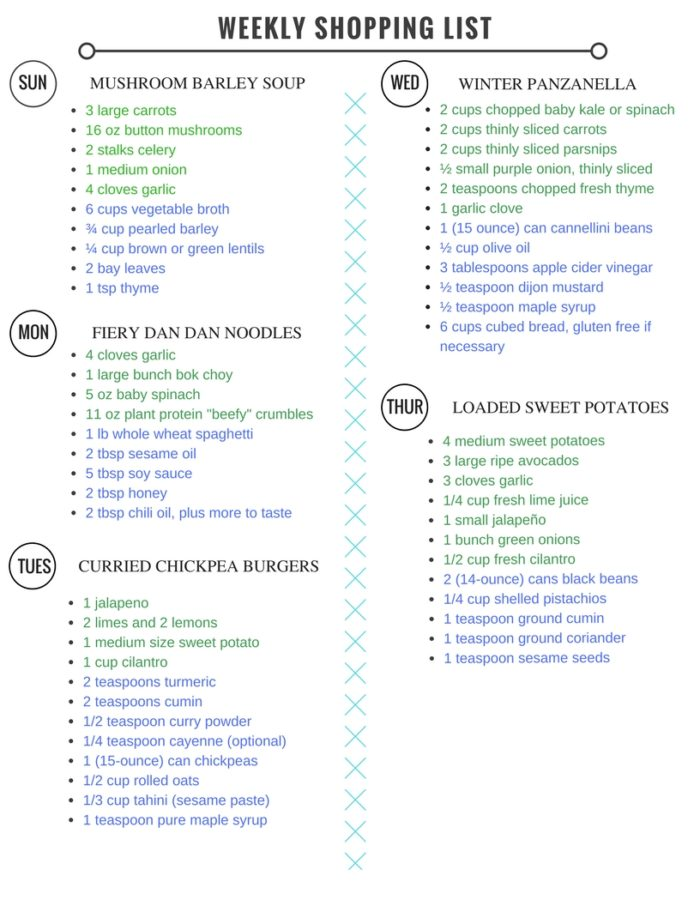 The best meal plan to lose weight image 7