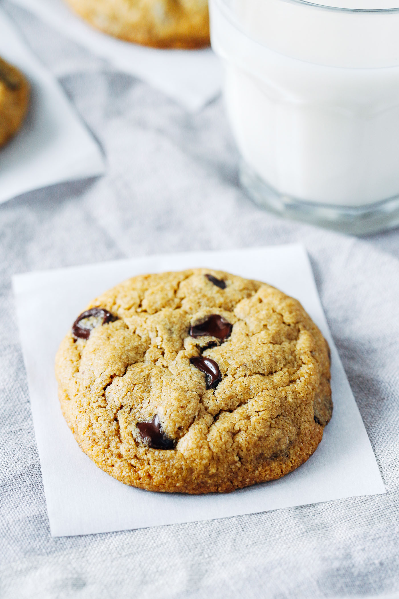 Gluten And Sugar Free Chocolate Chip Cookies