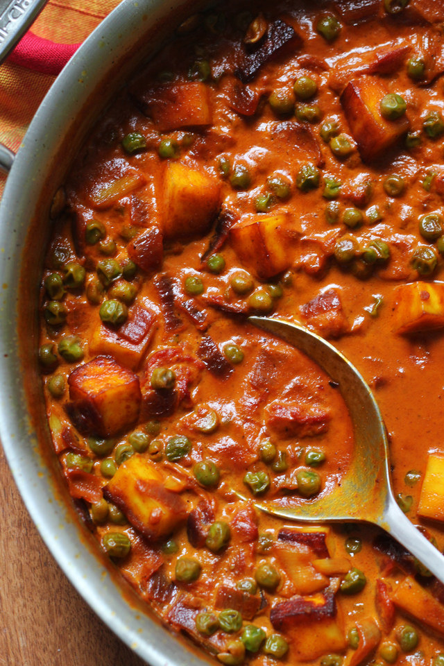 Paneer Tikka Masala from Eats Well With Others