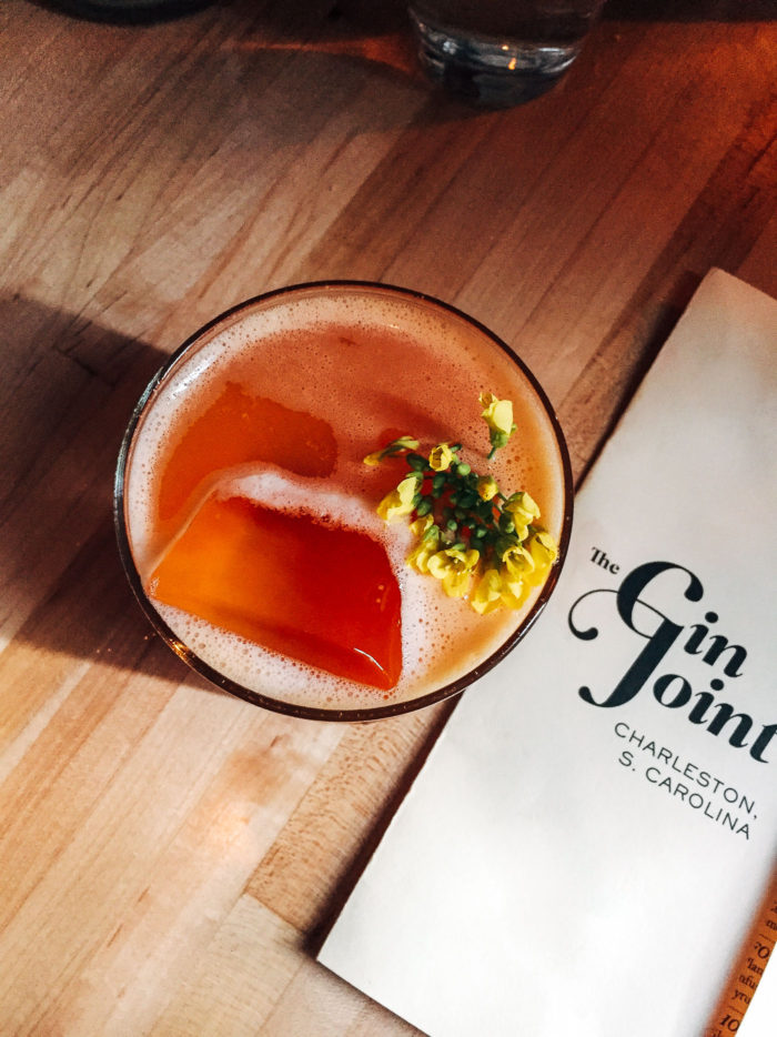 The Gin Joint | Charleston SC Travel Guide