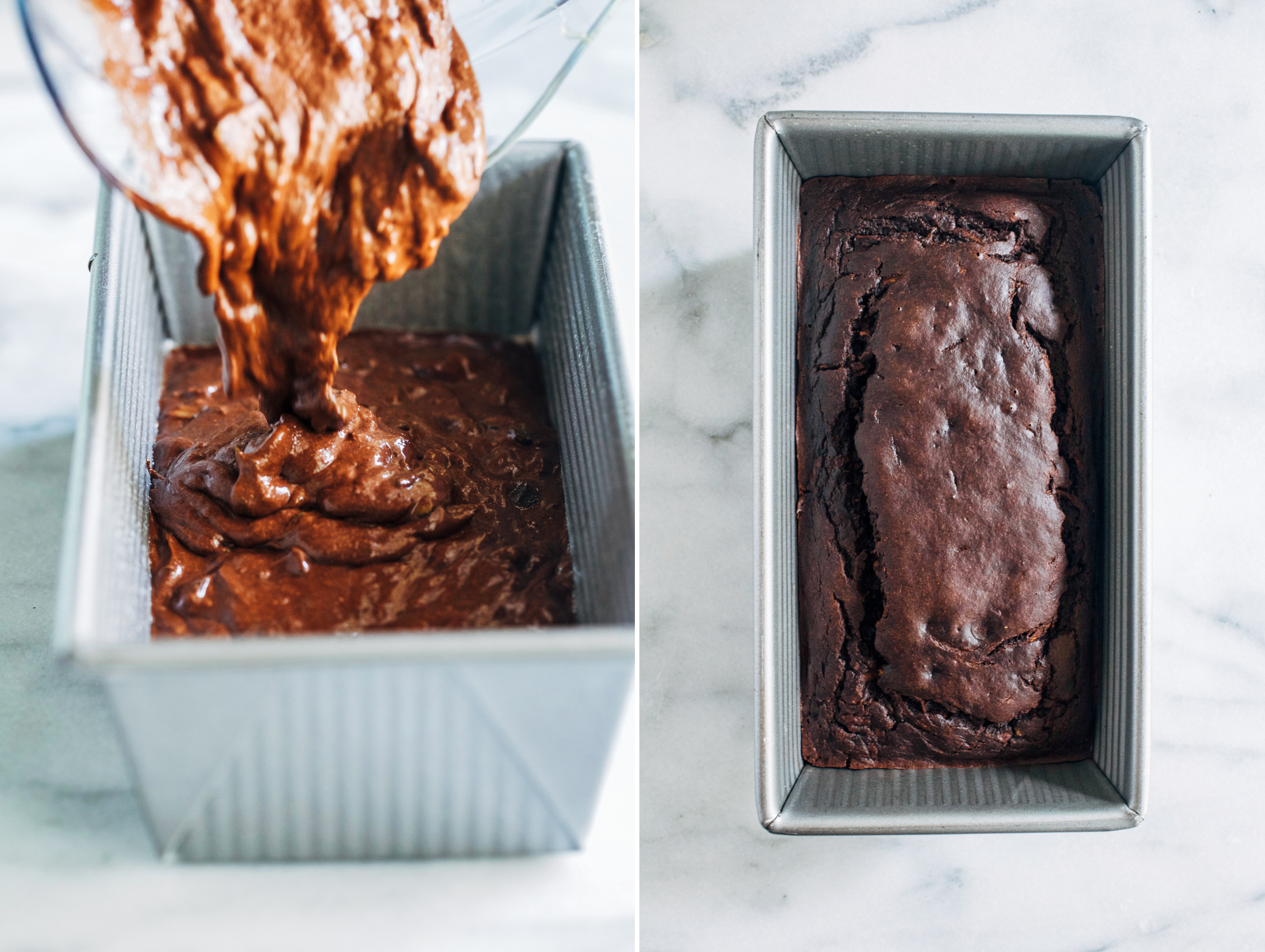 Double Chocolate Zucchini Cake - Making Thyme for Health