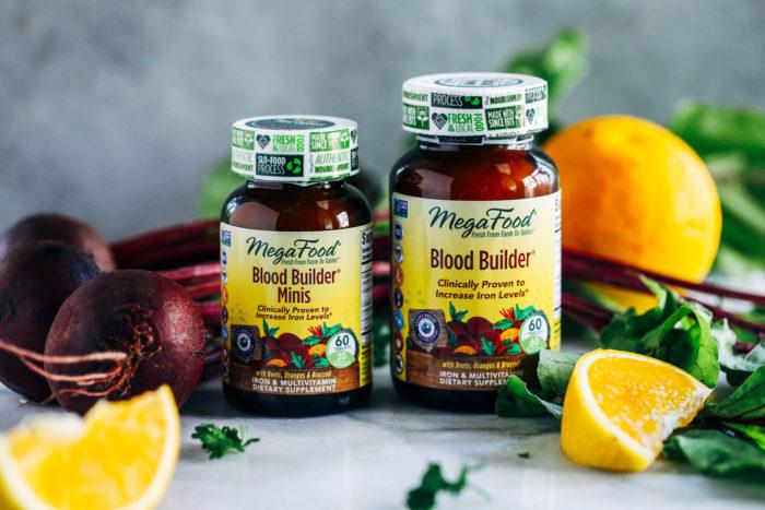 MegaFood Blood Builder