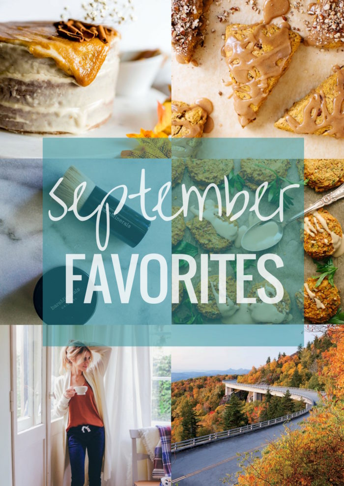 September Favorites | Making Thyme for Health