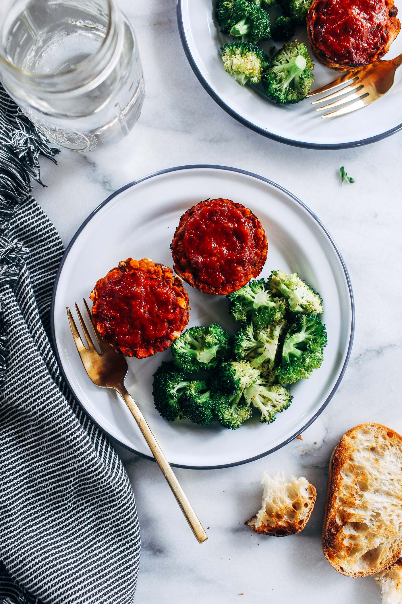Vegan Italian Meatloaf Cups Making Thyme For Health