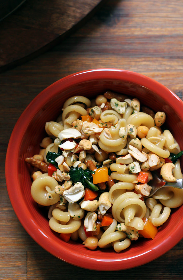 Asian Pasta Salad from Eats Well With Others